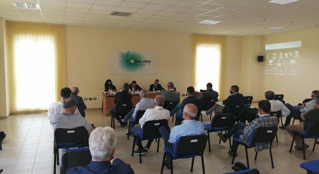 assemblea del Cosilam di Cassino