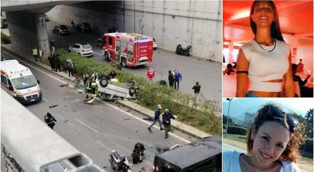 Palermo, incidente mortale: morte Alessia e Chiara, due ragazze di 20 e 21 anni