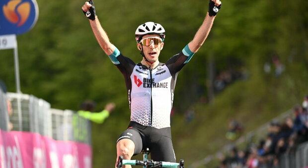Yates vince ad Alpe di Mera, Bernal si difende: il Giro d'Italia è ancora aperto