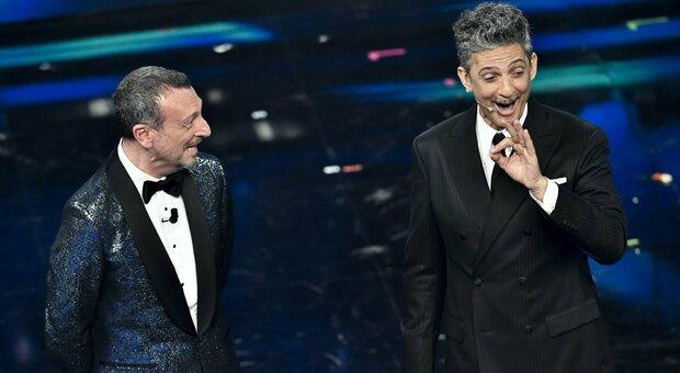 Sanremo 2021, calo di ascolti? Amadeus e Fiorello sdrammatizzano. «Se vince Irama, canterà in streaming»