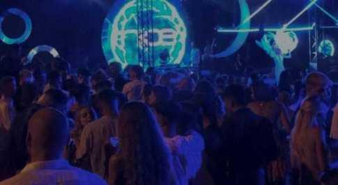 Movida, a Saxa Rubra si balla: in 1400 nella discoteca
