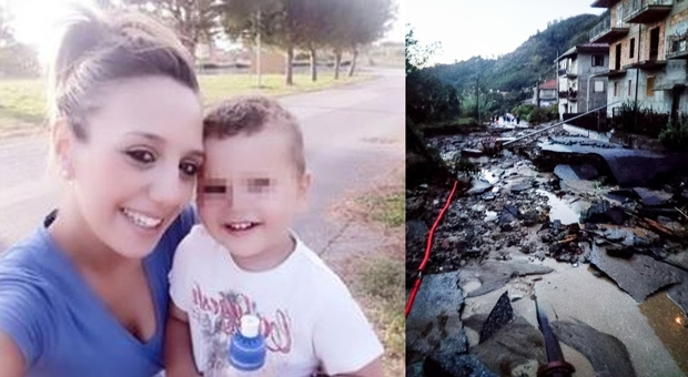 5677a63bd0 Maltempo in Calabria, morti mamma e figlio: si cerca il fratellino di 2 anni.  Aveva appena preso i figli dai nonni