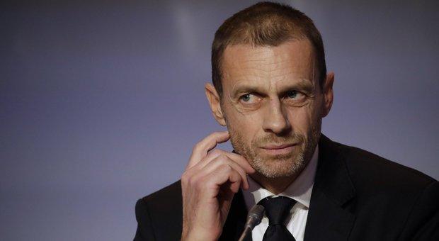 Il calcio alza la voce contro Uefa ed Eca e avvisa Ceferin: «Pronti a scioperare»