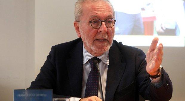 Il presidente della Lega Pro Francesco Ghirelli