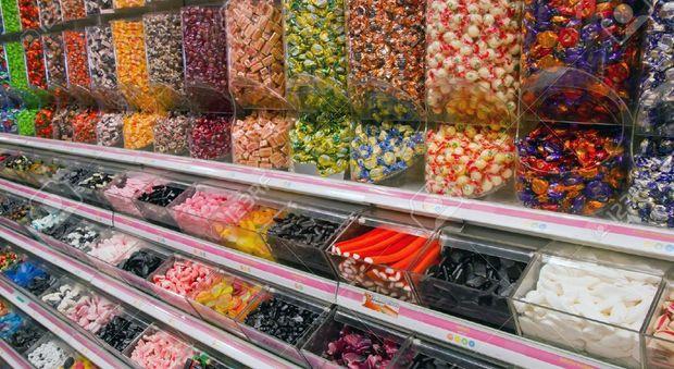 New york arrivano i negozi di caramelle per adulti for Casa di caramelle