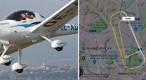 Roma, aereo precipita nel Tevere: salvo un passeggero, l'altro è disperso