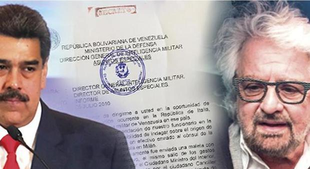 Abc: «Maduro finanziò M5S con 3,5 milioni di euro». Casaleggio: basta fango su mio padre