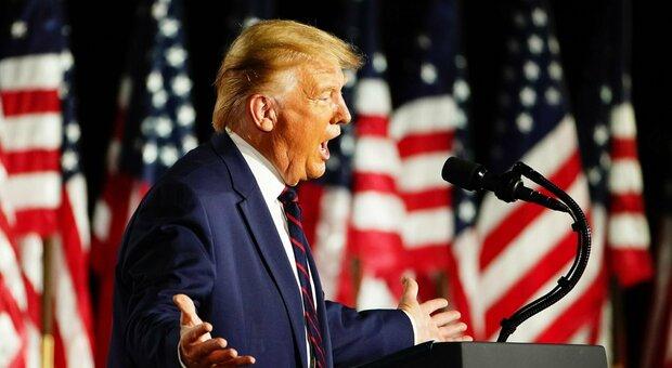 Elezioni Usa, Trump accetta la nomination: «Scelta tra sogno americano e socialismo»