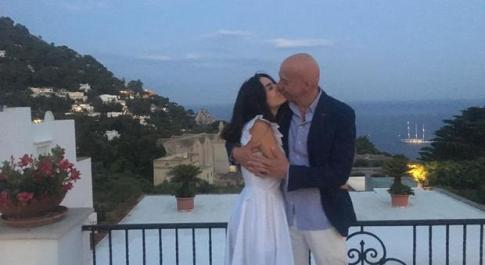 L'attrice reatina Tiziana Buldini si sposa sabato a Capri con l'avvocato penalista Ciro Pellegrino