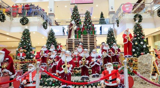 Immagini Natale Usa.Usa Saldano I Conti Dei Piu Poveri Per I Regali Di Natale Il Boom