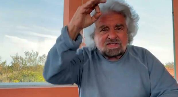Beppe Grillo difende il figlio: «Lui stupratore? Non ha fatto niente, allora arrestate me»