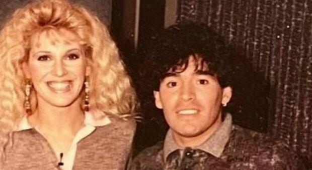 GFVip, Maria Teresa Ruta sconvolta per la morte di Maradona: «I fotografi non ci hanno mai beccato, ma…». Pubblico furioso