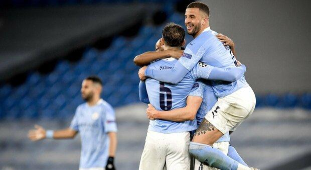 Manchester City-Psg 2-0: i Citizens volano in finale grazie alla doppietta di Mahrez