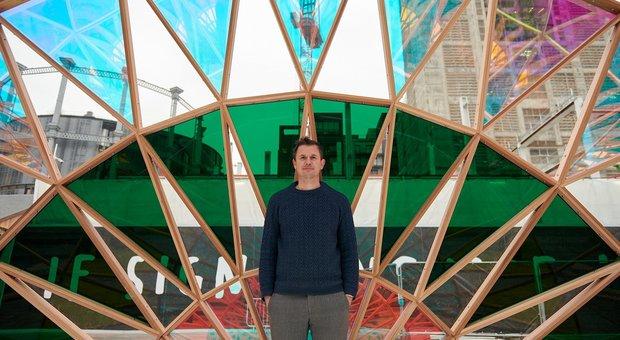Sky Arte, a Londra una cupola moderna in onore di Brunelleschi