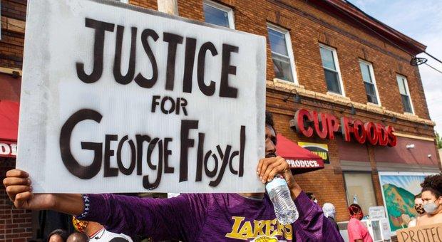 George Floyd, morto il 25 maggio 2020