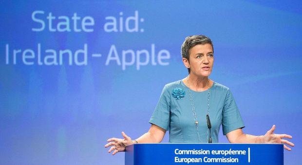 Banche Venete, Vestager: «Non abbiamo aggirato le regole Ue»