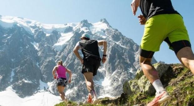 La corsa in montagna: il cosiddetto Trail