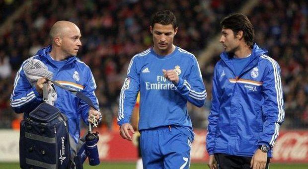 Ronaldo, Messi, Ribery: star in infermeria E' il Pallone d