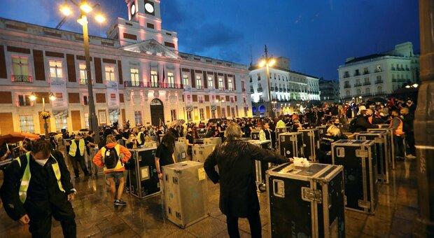 Covid, in Spagna 241 morti in un giorno. E la Francia torna sopra i 10 mila contagi in 24 ore