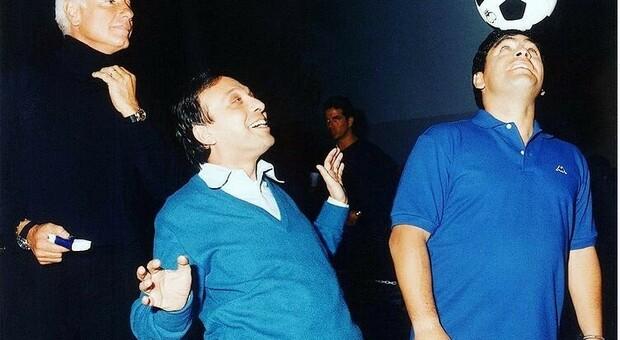 Maradona, Filippo Facci choc da Chiambretti: «Era diventato un drogato e un ciccione»