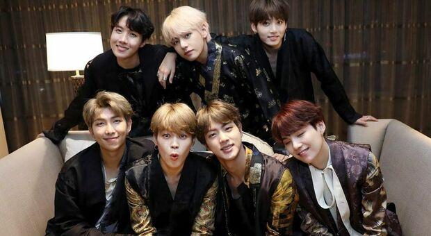 BTS da record, la boy band coreana al top della classifica mondiale 2020