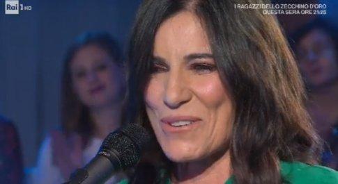 Domenica In, Paola Turci: «Spaventavo gli uomini, mi facevo mille scrupoli»