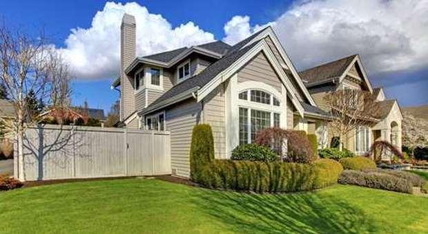 La casa grande si fraziona e al mercato piace di più