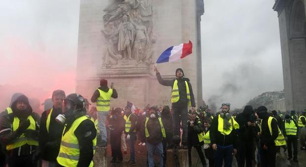 Gilet gialli, in Francia il decimo morto dall'inizio delle proteste