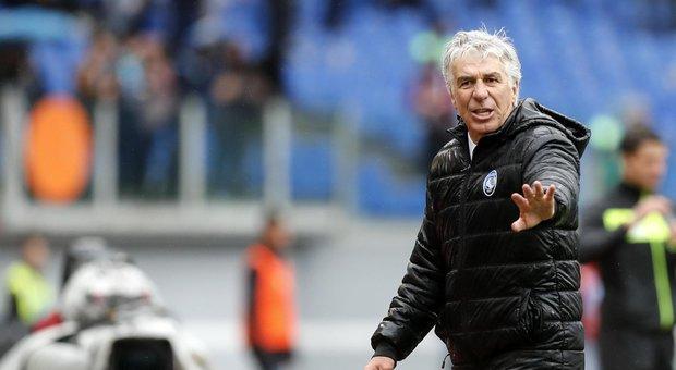 """Atalanta, Gasperini: """"Ho un contratto, alla fine del campionato parlerò con il presidente"""", Gomez: """"non so se posso considerarmi una bandiera come De Rossi"""""""