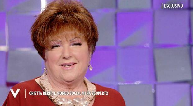 Orietta Berti il dramma a Verissimo: «Mio marito è stato molto male per il Covid: ha perso 16 chili»