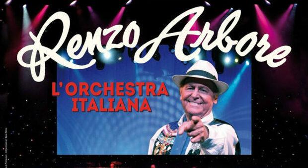 Renzo Arbore in tour verso Sud con l'Orchestra Italiana: la partenza il 2 agosto da Portici