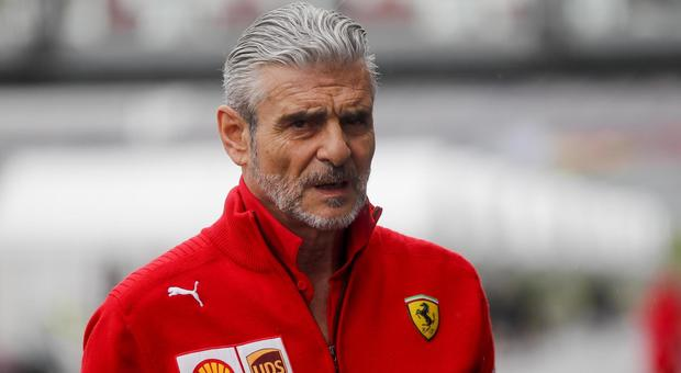 F1, Arrivabene