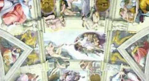 Sistina, nuova luce per il lapislazzulo di Michelangelo