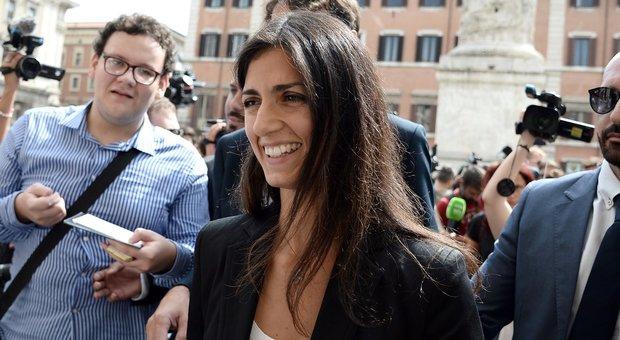 Virginia Raggi, sindaco di Roma dal 22 giugno 2016