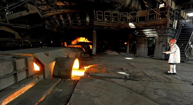 Arcelor Mittal, Conte tries the latest brokerage (but prepares Plan B). Trade union alarm