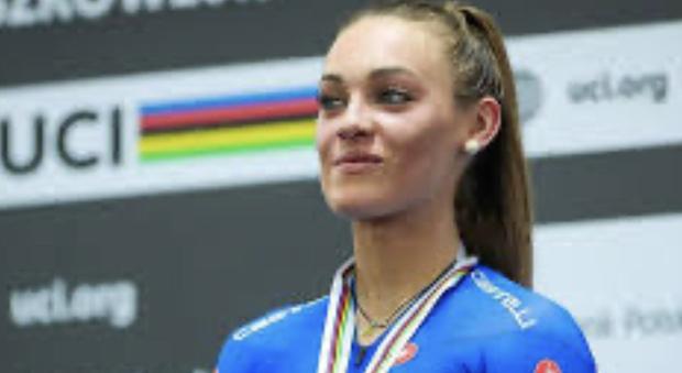 Coppa del Mondo di Pista, Letizia Paternoster è argento nell'omnium