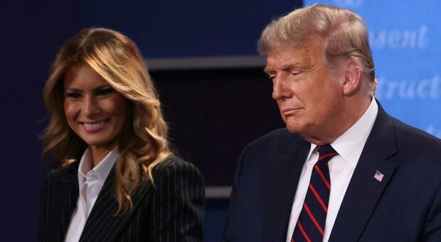 Trump e Melania positivi al Covid-19, campagna elettorale a rischio