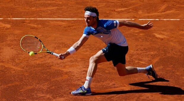 Internazionali Open d'Italia, Cecchinato si arrende a Norrie. Fuori anche Brancaccio