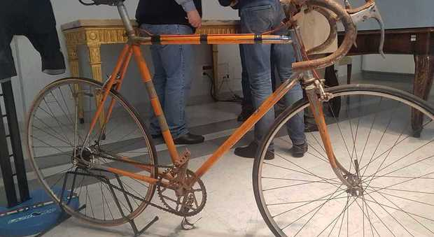 Bicicletta Fausto Coppi City Bike