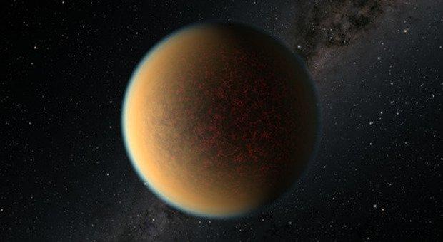 Il pianeta extrasolare GJ 1132b: si pensa che abbia perso la sua atmosfera ma che la stia recuperando