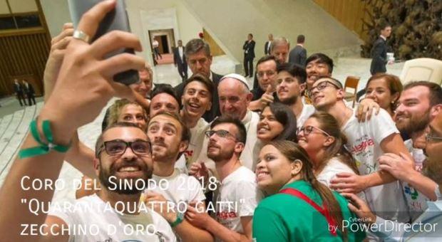 Un video impazza in Vaticano, la satira su Sanremo per prendere in giro i cardinali
