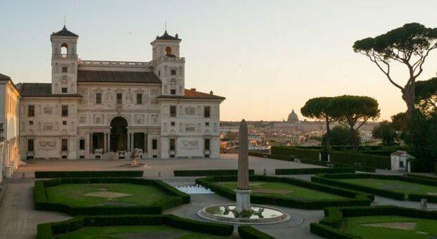 A Villa Medici si incontrano cinema e arte contemporanea: dal 15 al 19 settembre il primo Festival di film della Villa