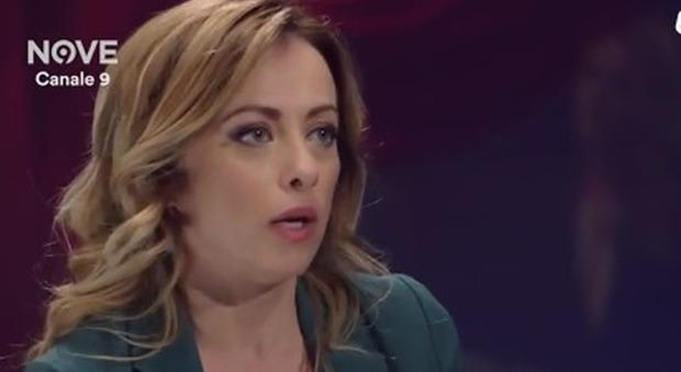 Giorgia Meloni affonda Alessandra Mussolini: