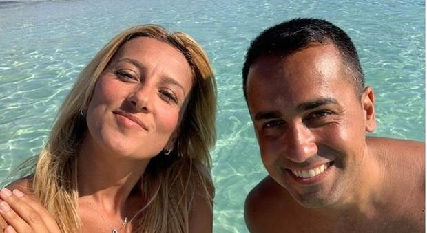 Amore a gonfie vele tra Virginia Saba e Luigi di Maio. L'ultimo scatto insieme scatena il web