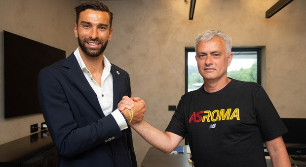 Roma, ecco Rui Patricio: ufficiale il nuovo portiere giallorosso
