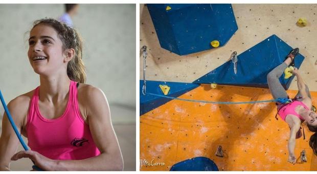 Luce Douady, morta a 16 anni la campionessa di arrampicata: fatale un volo di 150 metri