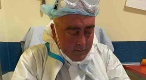 Covid a Ostia, muore l'infermiere Raffaele Zagaria: aveva 40 anni, contagiato un mese fa