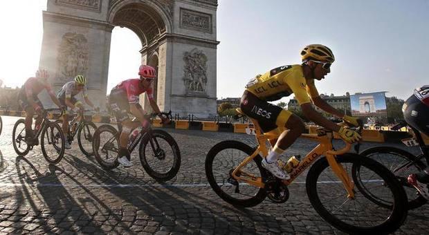 Presentato il Tour de France 2020, si parte da Nizza