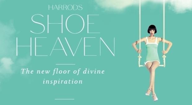 Londra il paradiso 17 delle apre scarpe Harrods boutique per da OrItwO