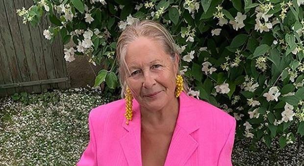 Jacquemus, la modella per la nuova campagna è nonna Liline